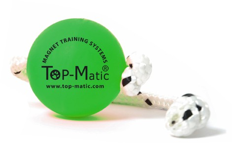 Top-Matic Fun Ball Mini grün