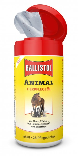 BALLISTOL Animal Pflegetücher