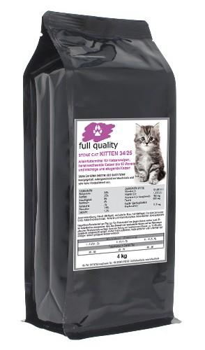 Stone Cat Kitten 34/25 - 4 kg