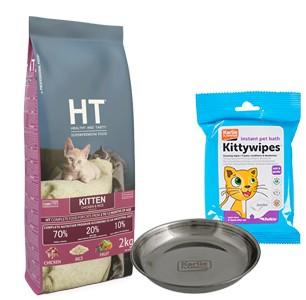HT Kitten Starter Set Chicken & Rice