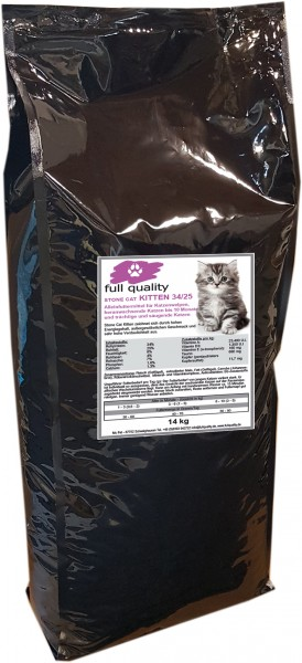 Stone Cat Kitten 34/25 - 14 kg