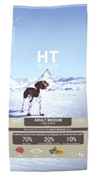 HT MEDIUM Adult Lamm & Reis 3 kg MHD