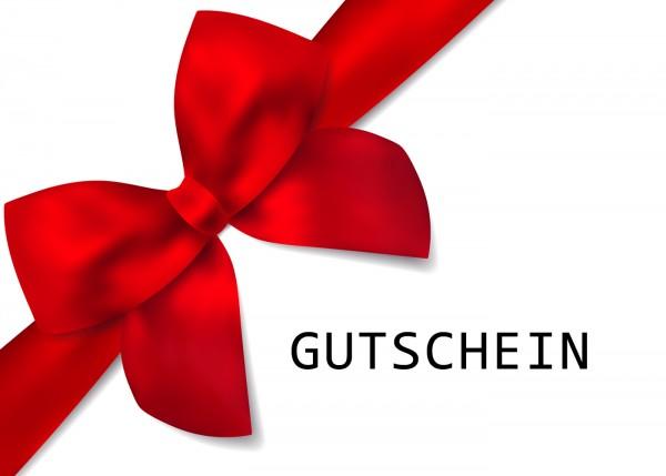 Geschenkgutschein Standard