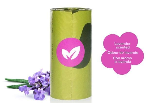Earth Rated Kotbeutel Nachfüllpackung Lavendelduft