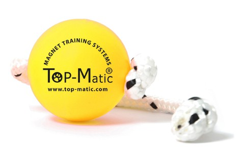 Top-Matic Fun Ball Mini SOFT gelb